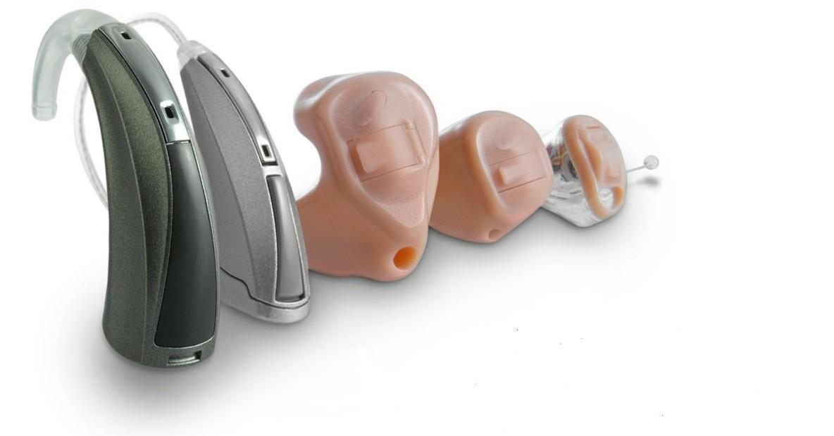Разнее слуховые аппараты