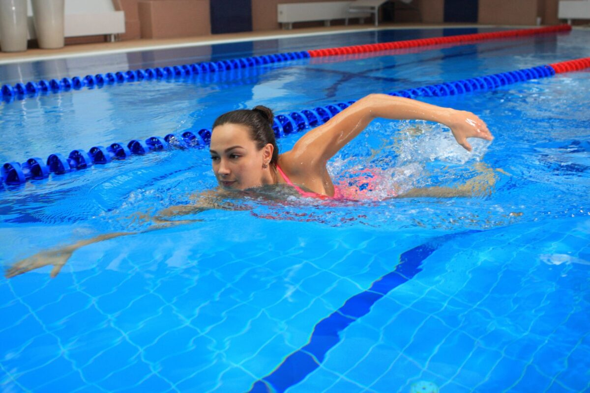 Можно Ли Похудеть Если Ходить В Бассейн. Плавание для похудения в бассейне
